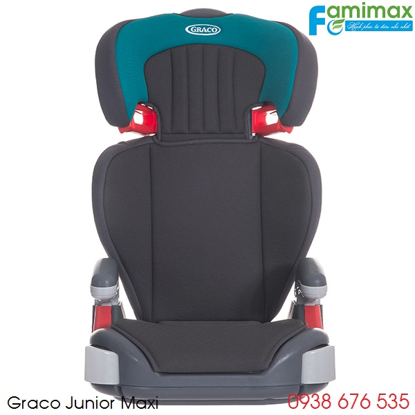Ghế ngồi ô tô Graco Junior Maxi Harbour Blue