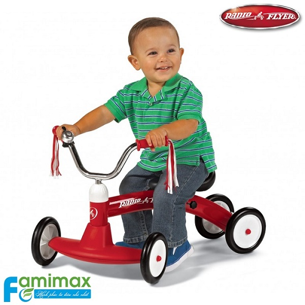Xe đạp trẻ em Radio Flyer Scoot About RFR-20