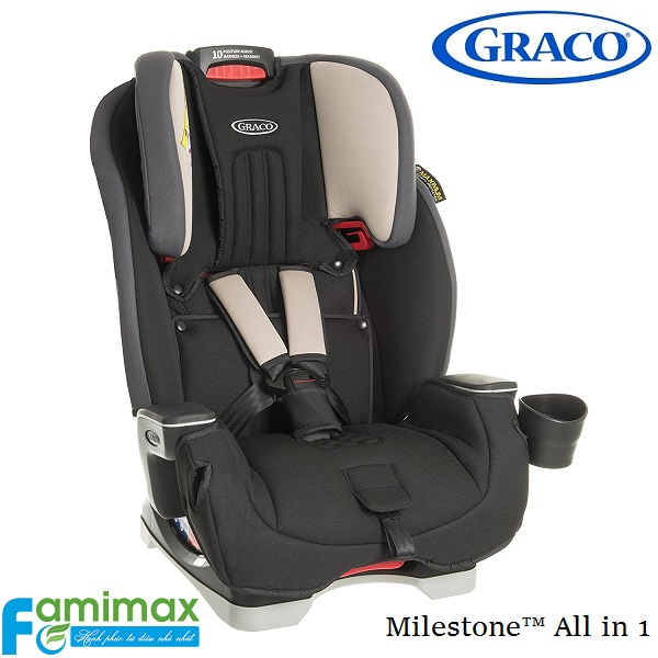 Ghế ngồi ô tô Graco Milestone All In One