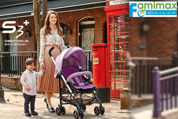 Mua xe đẩy em bé ở thành phố Hồ Chí Minh?