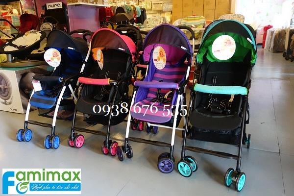 Nên mua xe đẩy trẻ em ở đâu?