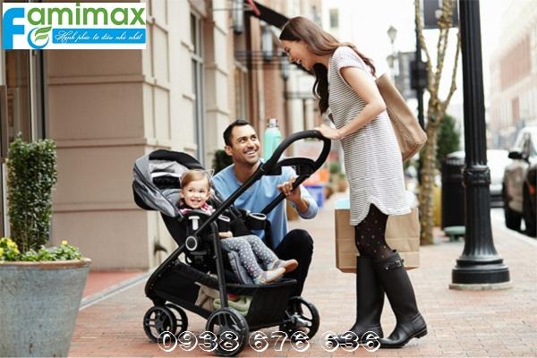 Nên mua xe đẩy cho trẻ sơ sinh loại nào?