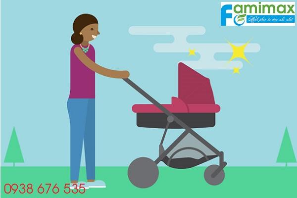 Tư vấn mua xe đẩy em bé?