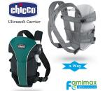 Địu em bé Chicco Ultrasoft 2 Way
