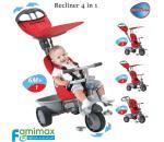 Xe đạp 3 bánh Smart Trike Recliner 4 in 1