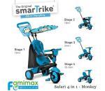 Xe đạp 3 bánh Smart Trike Safari 4 in 1