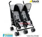 Xe đẩy đôi Hauck Turbo Duo